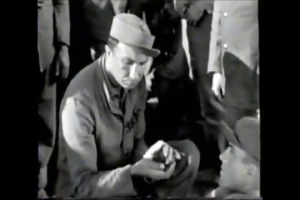 Le mystère de l'obéissance. Figurer l'autorité et la soumission... (The criminal code, Howard Hawks, 1931)