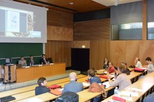 débat avec la salle, 34e JHD  Limoges, juin 2015 (photo : Catherine Gumila)