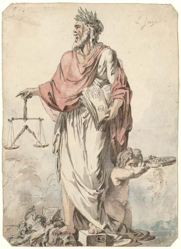 Allégories de Justice | IMAJ
