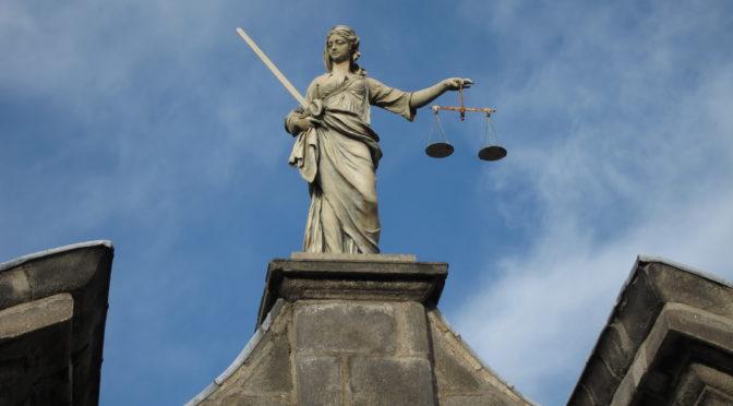 Dame Justice au cinéma. Etude d'allégories cinématographiques de la justice (première partie)